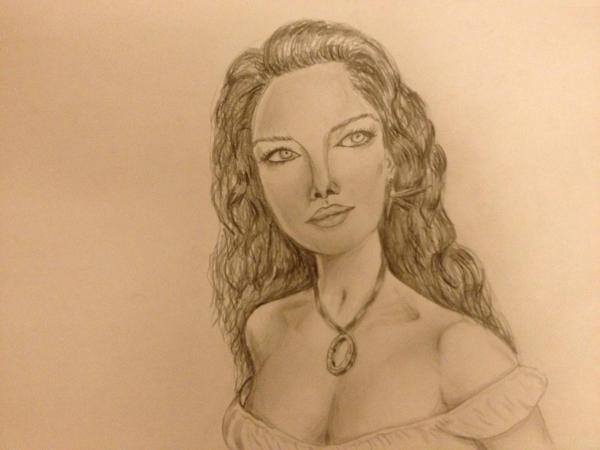 Catherine Zeta-Jones by Amir.Salides